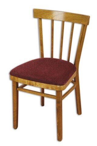 Верите ли вы, что стул, на который вы садитесь, выдержит вас.